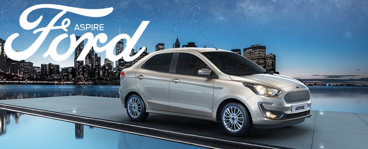 Ford Aspire Price in Faridabad
