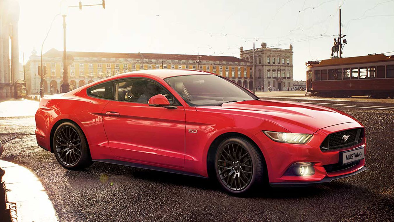 Buy Ford Mustang