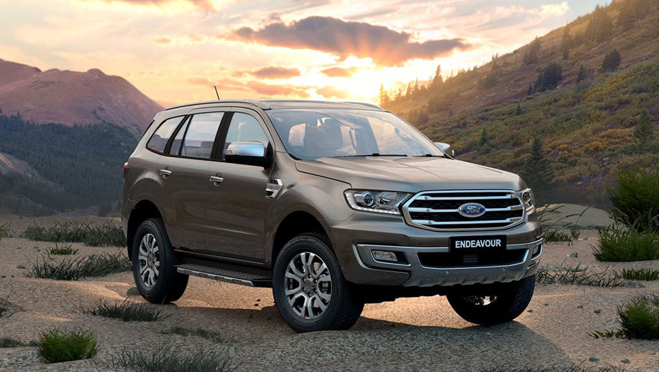 Buy Ford Endeavour